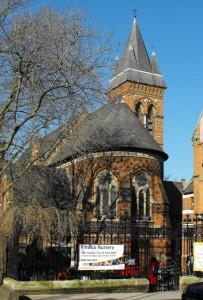 St. James the Less Church, Pimlico