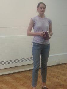 Speech evaluator Tatiana