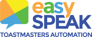 Use easy-Speak (http://www.toastmasterclub.org/) to track your progress and plan ahead!
